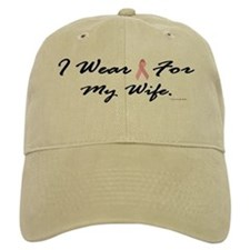 I Wear Pink For My Wife 1 Baseball Cap
