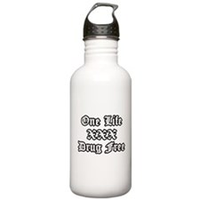 One Life Drug Free Water Bottle