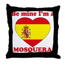 Mosquera, Valentine's Day  Throw Pillow