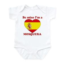 Mosquera, Valentine's Day  Infant Bodysuit