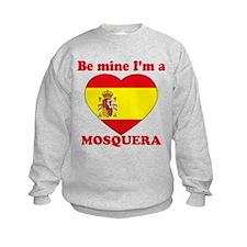 Mosquera, Valentine's Day  Sweatshirt