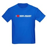 I Love New Jersey T