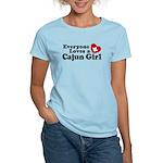 Everyone Loves a Cajun girl Women's Light T-Shirt