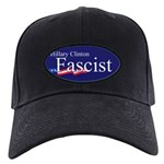 Clinton = Fascist Black Cap