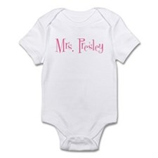 Mrs. Presley  Infant Bodysuit