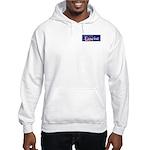 Clinton = Fascist Hooded Sweatshirt