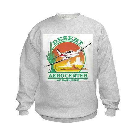 DESERT AERO CENTER Kids Sweatshirt