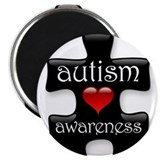 Autism Awareness (K) Magnet