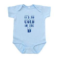 Cute Winter song Infant Bodysuit
