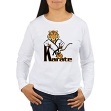 Karate Tiger Kid T-Shirt