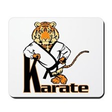 Karate Tiger Kid Mousepad