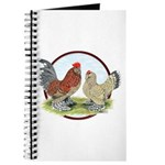 Belgian d'Uccle Bantams Journal