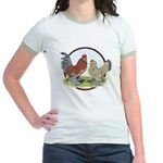 Belgian d'Uccle Bantams Jr. Ringer T-Shirt