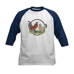 Belgian d'Uccle Bantams Kids Baseball Jersey