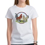 Belgian d'Uccle Bantams Women's T-Shirt