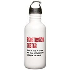 Penetration Tester: ha Water Bottle