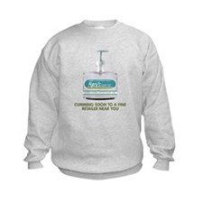 Movie Humor Something Mary Sweatshirt