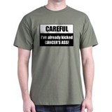 Kicked Cancer's Ass T-Shirt