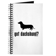 got dachshund? Journal