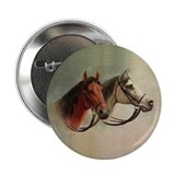 Two Horses Button