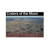 Crater of Moon NM Rectangle Magnet (100 pack)