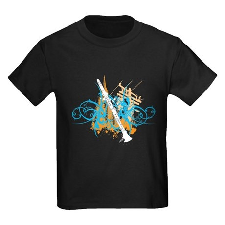 Urban Clarinet Kids Dark T-Shirt