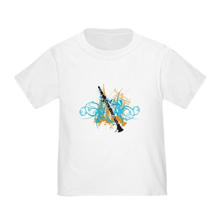 Urban Clarinet Toddler T-Shirt