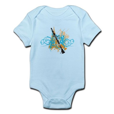 Urban Clarinet Infant Bodysuit