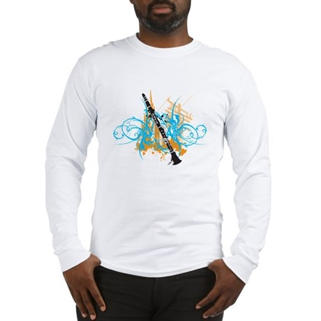 Urban Clarinet Long Sleeve T-Shirt