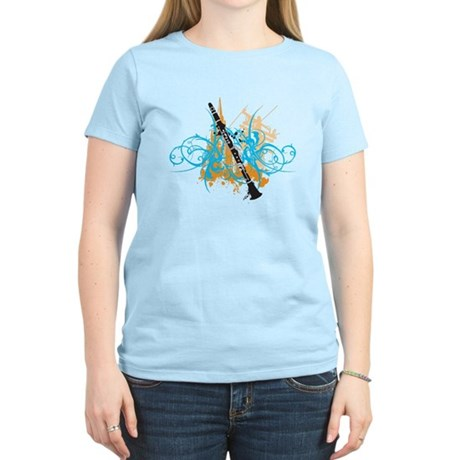 Urban Clarinet Women's Light T-Shirt
