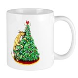 Great Dane Reach Goals Fawn Small Mug