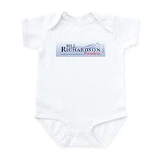 """Bill Richardson 2008"" Infant Bodysuit"