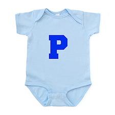 P-Fre blue Body Suit