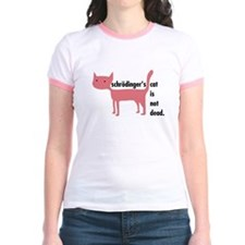 Schrödinger's Cat Jr. Ringer (Pink only!)