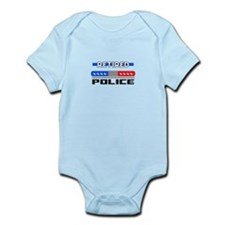 RETIRED POLICE Body Suit