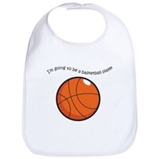 BabyBumpz Basketball Player Bib