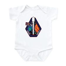 DSCOVR Launch Logo Infant Bodysuit