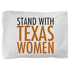 Texas Women Pillow Sham