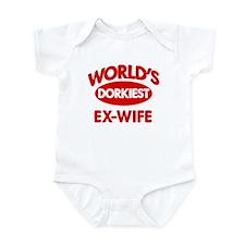 Dorkiest EX-WIFE Infant Bodysuit