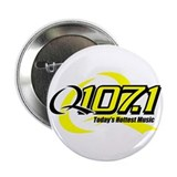 "Q107 2.25"" Button (100 pack)"