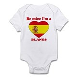Blanes, Valentine's Day Infant Bodysuit