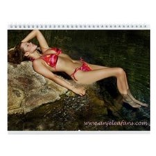 Cute Hot redhead Wall Calendar