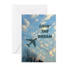 Living The Dream Greeting Cards (Pk of 20)