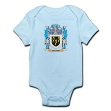 Squier Coat of Arms - Family Crest Body Suit