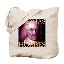 Thomas Hobbes Tote Bag