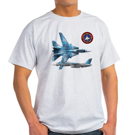 US Navy Fighter Weapons Schoo Light T-Shirt