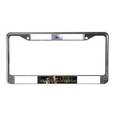 Mernac Merchandise License Plate Frame