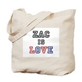 Zac Hanson Tote Bag