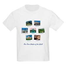 Seven Wonders World T-Shirt