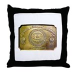 San Francisco Vigilantes Throw Pillow